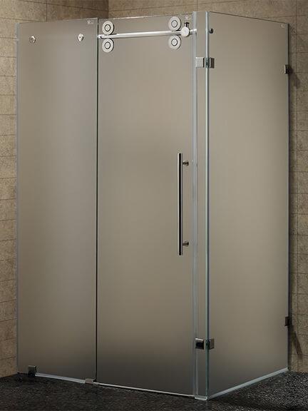 types of glass for showers metro detroit shower doors